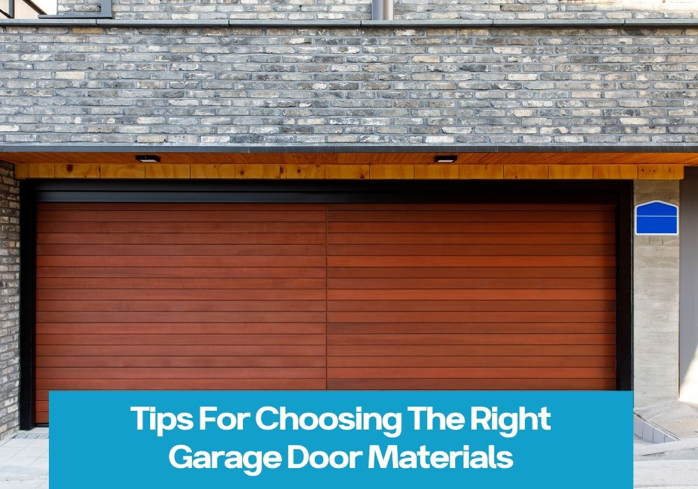 Hero Garage Door - Choosing the correct garage door materials